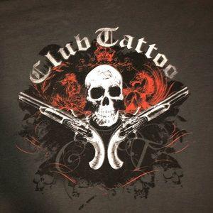 CLUB TATTOO T SHIRT